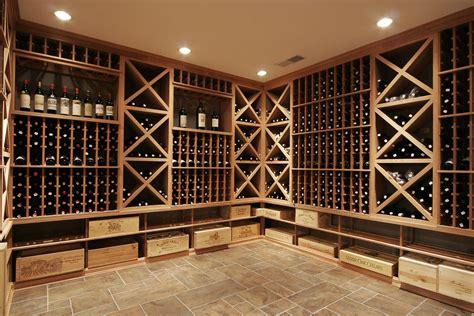 Custom Wine Cellar Builders  Gerety Building & Restoration
