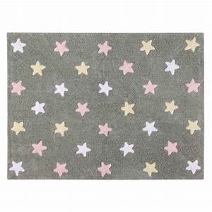 Teppich Maritime Motive : lorena canals teppich sterne grau rosa bei kinder r ume ~ Sanjose-hotels-ca.com Haus und Dekorationen