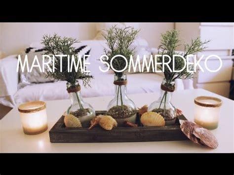 diy maritime sommerdeko haul youtube