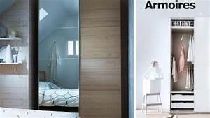 Ikea Armoire Chambre : armoire de rangement chambre ikea ~ Teatrodelosmanantiales.com Idées de Décoration