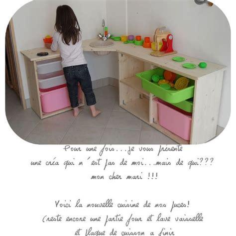 cuisine enfants bois cuisine enfant en bois plein pour les loulous