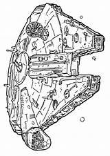 Spaceship Coloring Spaceship1 Coloringway sketch template