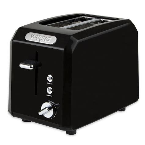 Cool Toaster Oven by Waring Ctt200bk Toaster Oven W Cool Touch Housing Shade