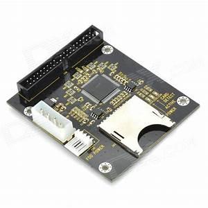 Sd To Hdd : sd card to ide hard drive converter secure digital ~ Jslefanu.com Haus und Dekorationen