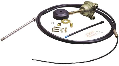 Jet Boat Steering Cable Installation by Seastar Solutions