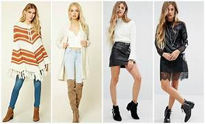 2016 Fall / 2017 Winter Fashion Trends For Teens – Styles ...