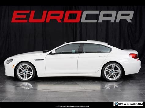 2015 Bmw 6-series 650i Gran Coupe For Sale In United States