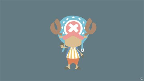 tony chopper  piece wallpaper  greenmapple daily