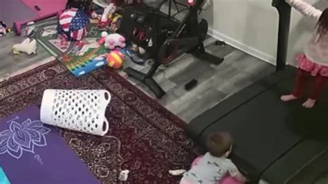 The peloton tread+ is your hardest training session on our softest road. Shocking video shows toddler pulled under Peloton treadmill