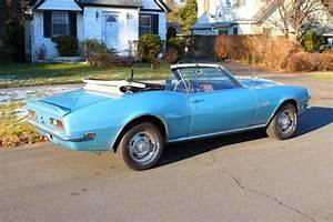 1968 Chevrolet Camaro Convertible for Sale - Buy American Muscle Car