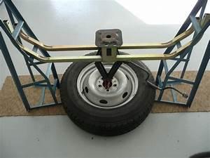 Support Roue De Secours : mon bricolage support de roue de secours ~ Dailycaller-alerts.com Idées de Décoration