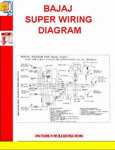 Bajaj Super Wiring Diagram