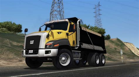 2016 Cat Ct660 Multi-function Truck [add-on]