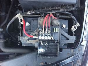 Fusible Demarreur : fil de masse qui fond du porte fusible de la batterie seat leon diesel auto evasion ~ Gottalentnigeria.com Avis de Voitures
