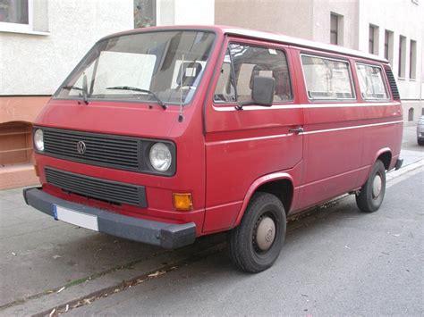 volkswagen t3 la enciclopedia libre