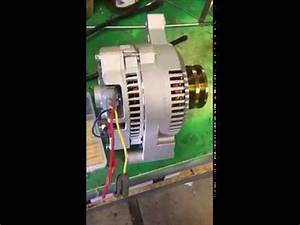 1988 Ford F250 7 3 Idi Diesel 1g To 3g Alternator Upgrade