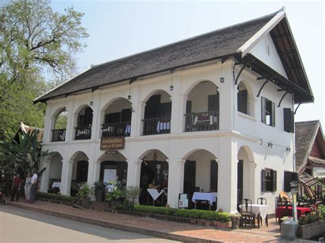 colonial architecture hungry woman eats for the love of french colonial architecture luang prabang laos