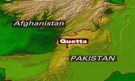 pakistan  dead  injured  jaffer express blast