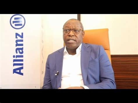 We provide only the best insurance. Owolabi Salami retires from Allianz Nigeria to start private business - Businessday NG