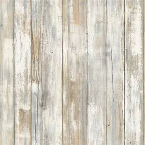 Rmk9050wp peel stick distressed wood wallpaper discount for Distressed wood wall covering