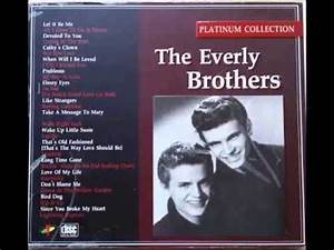 The Everly Brothers ; Platinum Collection 20 songs - ViYoutube