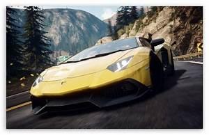 Need For Speed Rivals Lamborghini Aventador 4K HD Desktop ...