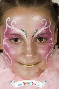 Modele Maquillage Carnaval Facile : maquillage fee petite fille ~ Melissatoandfro.com Idées de Décoration