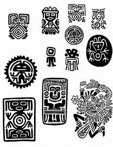 Información con imágenes sobre la simbología Maya, familia, amor, amistad y su significado