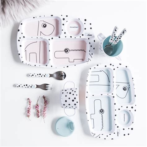 outdoor furniture cusions done by deer dots starter dinner set powder