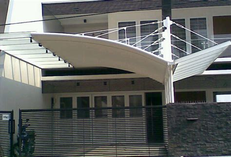 contoh model kanopi  rumah minimalis kontraktor
