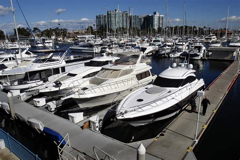 Boats Los Angeles by L A Now Live Discuss Marina S Pollution Plan