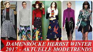 Aktuelle Modetrends 2017 : damenr cke herbst winter 2017 aktuelle modetrends youtube ~ Frokenaadalensverden.com Haus und Dekorationen