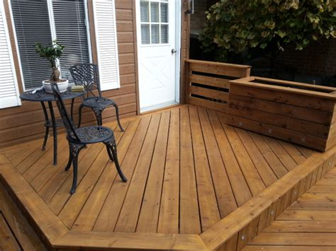 couleur teinture patio cedre modern patio outdoor