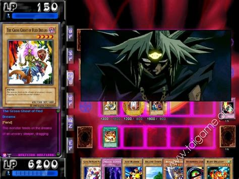yu gi oh game chaos power pc games marik darkness version system screenshot mediafire card screenshots