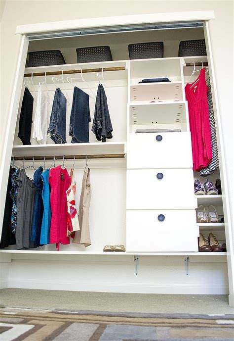 Closet Organization Kit by Diy Closet Kit For 50 Hometalk