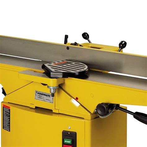 powermatic  hh   jointer  helical