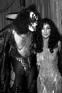 GENE & CHER | Music - KISS | Pinterest