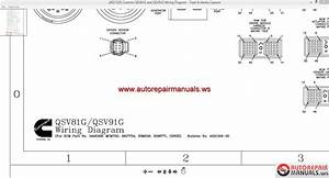 Keygen Autorepairmanuals Ws  Cummin Qsv81g And Qsv91g