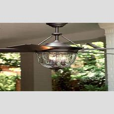 15 Collection Of Outdoor Ceiling Fans With Lights