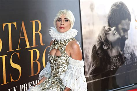 Lady Gaga Shines In New Video For 'i'll Never Love Again