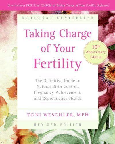 charge   fertility toni weschler paperback