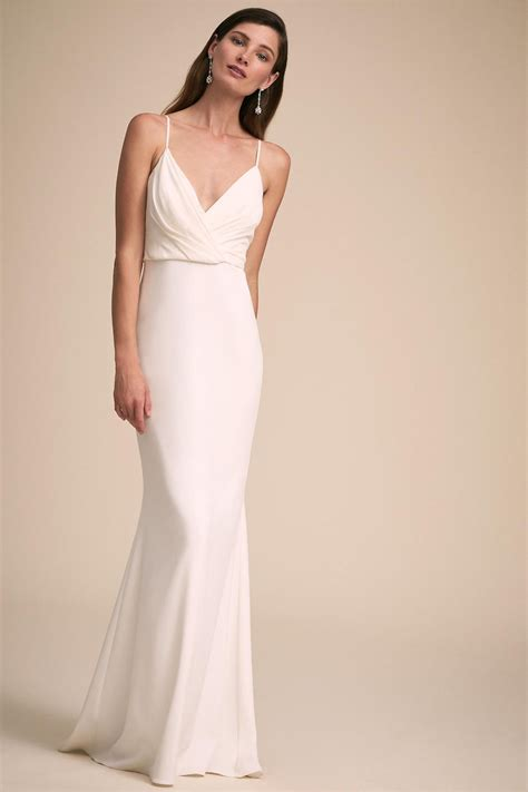 The dress of your dreams is just one click away! Fashion Forward BHLDN Wedding Dresses for the Modern Bride ...