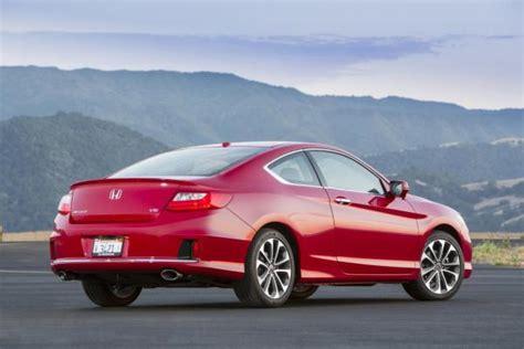 2013 Honda Accord Coupe Ex-l V6 Review