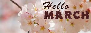 Download Hello march - Facebook cover with quote for ...