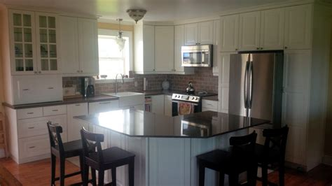 ikea kitchen designs 2014 custom ikea kitchen cabinets for a family on the go 4528