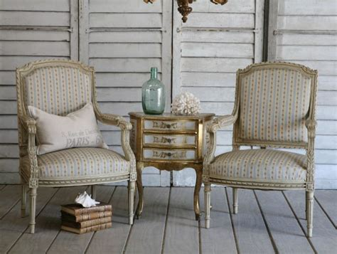 shabby chic vintage chairs french shabby chic
