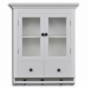 white wooden kitchen wall cabinet with glass door vidaxlcom With glass door kitchen wall cabinet