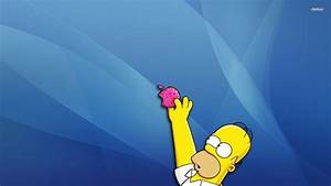 Simpsons Apple Wallpapers