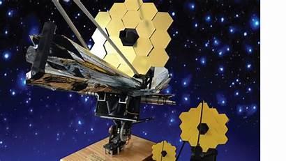 Webb James Telescope Space Deployable Frame Nasa