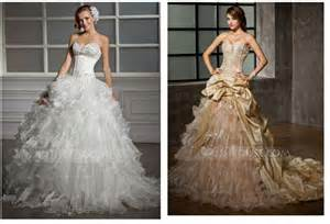 ugliest wedding dresses the search for the ugliest wedding dress created